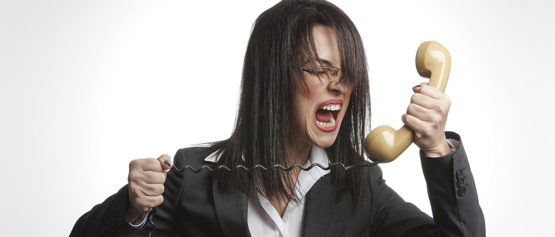 Что делать, если должник написал заявление о вымогательстве?