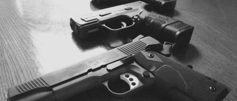 Статья 222 УК РФ за незаконное хранение оружия